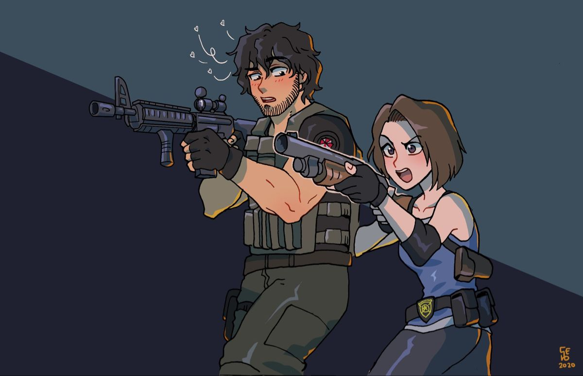 Pin By Belena Vang On Resident Evil In 2020 Resident Evil 3