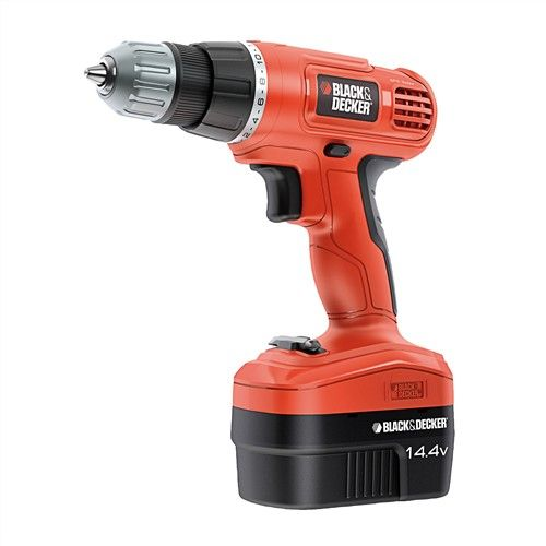 Black And Decker 14 4v Quick Connect Cordless Drill