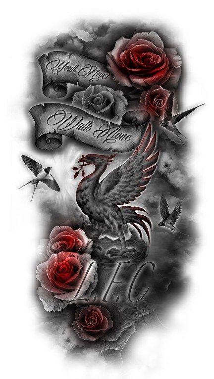 Gallery Custom Tattoo Designs Unique Half Sleeve Tattoos Half Sleeve Tattoos Designs Sleeve Tattoos