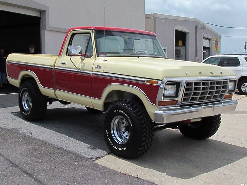 1979 Ford F150 Ranger Vicari Auctions 79 Ford Truck Ford