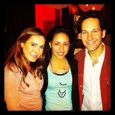 At Paul Rudd S All Star Bowling Benefit With Images All Star