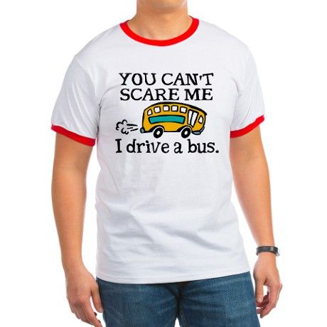 Bus Driver T on CafePress.com