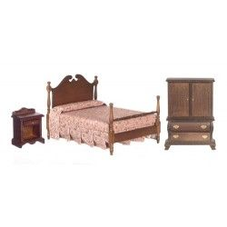 DOUBLE BED SET/3