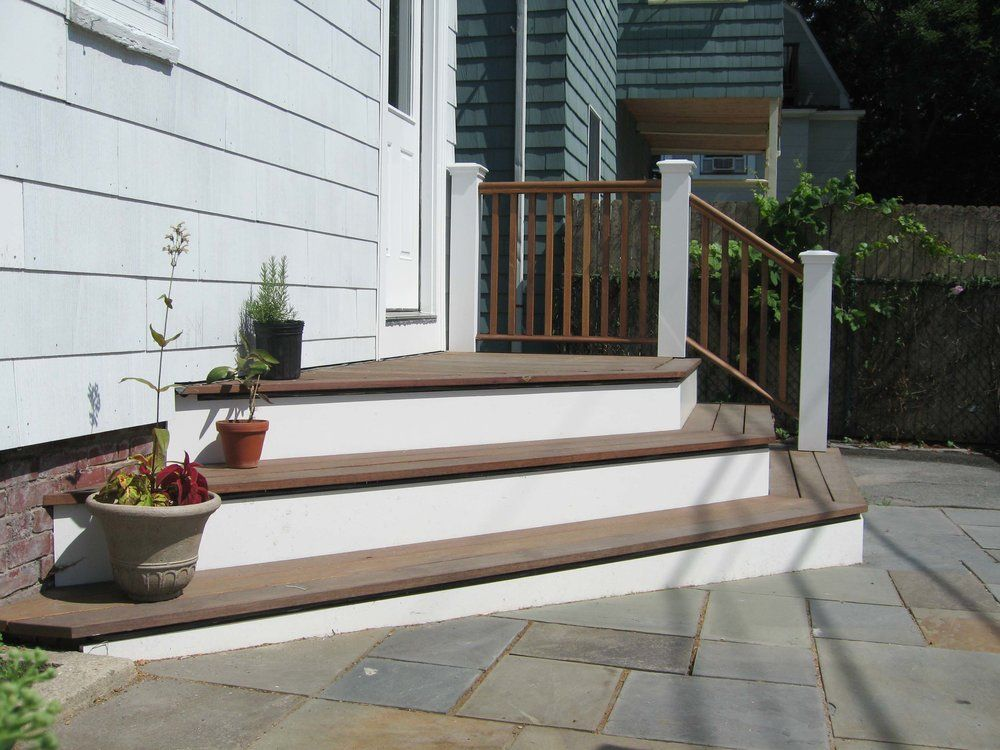 Best Office Stair Shape Patio Steps Patio Stairs Porch Steps 400 x 300