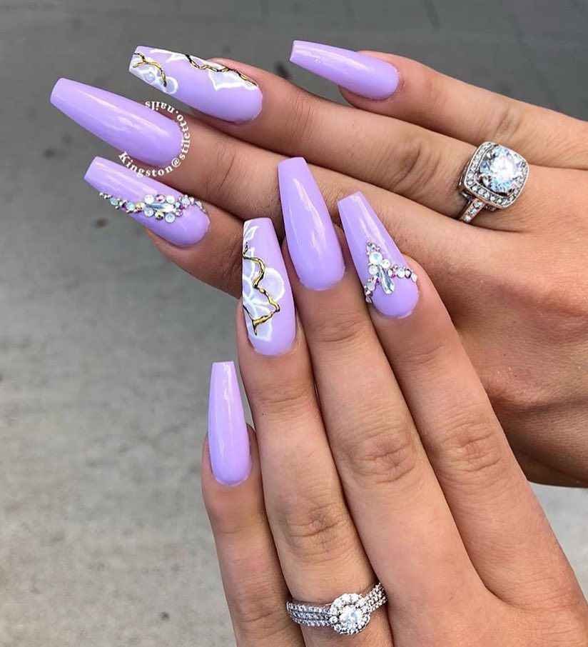 52 Pretty Nail Art Patterns Decorated And Simple 2019 Page 36 Of 52 Unhas Decoradas Unhas