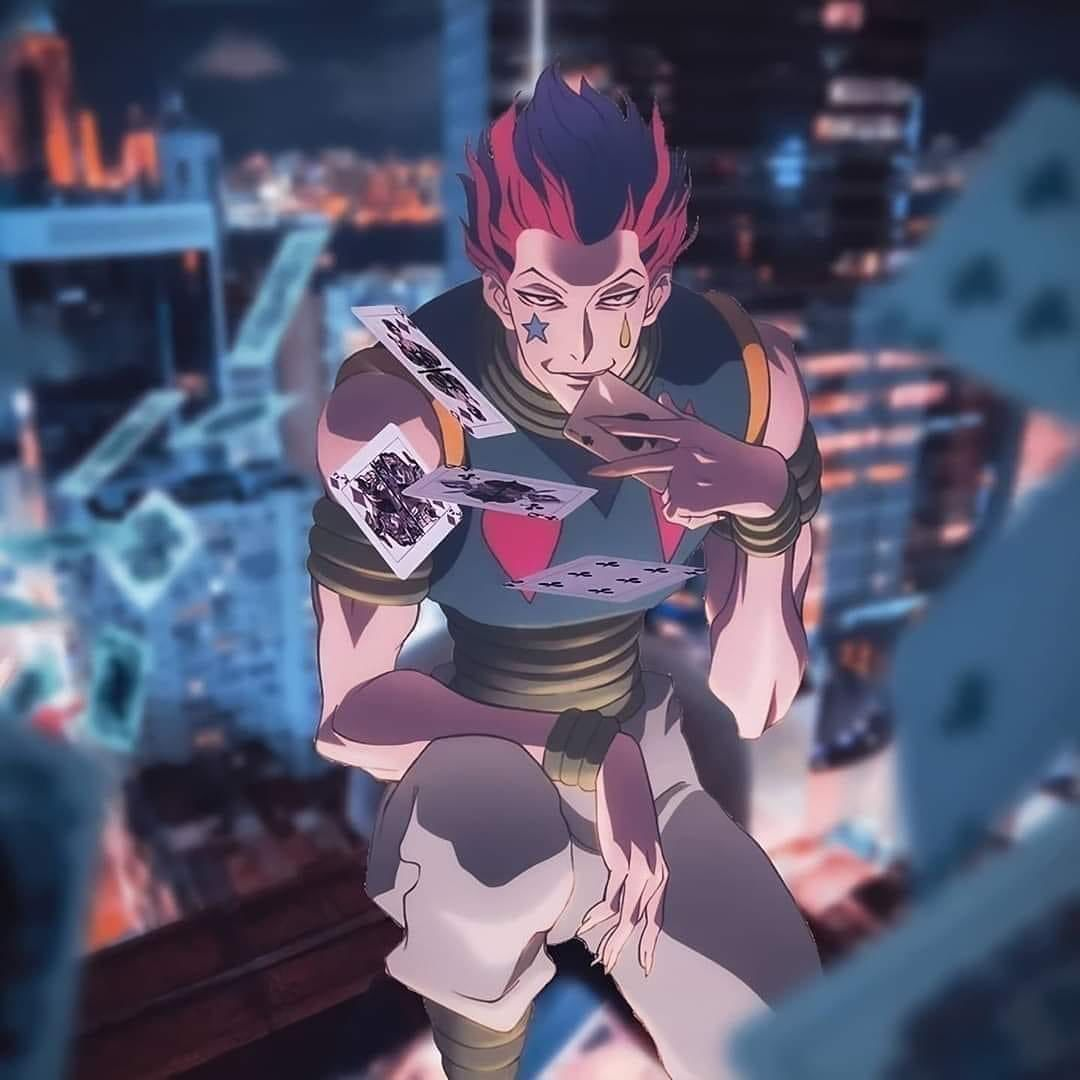Tumblr Hunter Anime Hisoka Anime