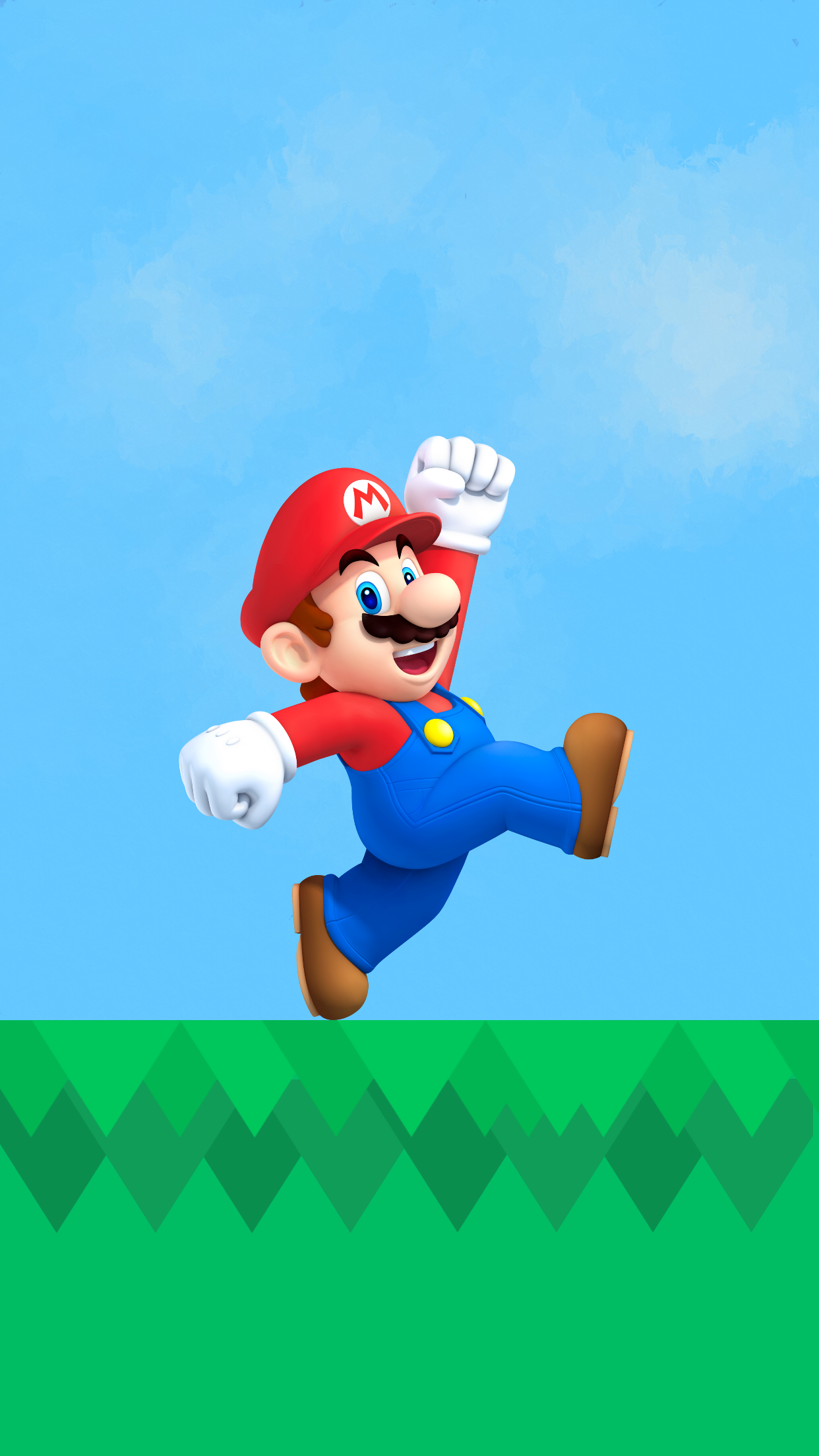 Wallpaper iphone mario bross - Super Mario Iphone Wallpaper