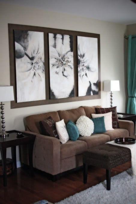 Custom Doormat Teal Living Rooms Living Room Color Schemes