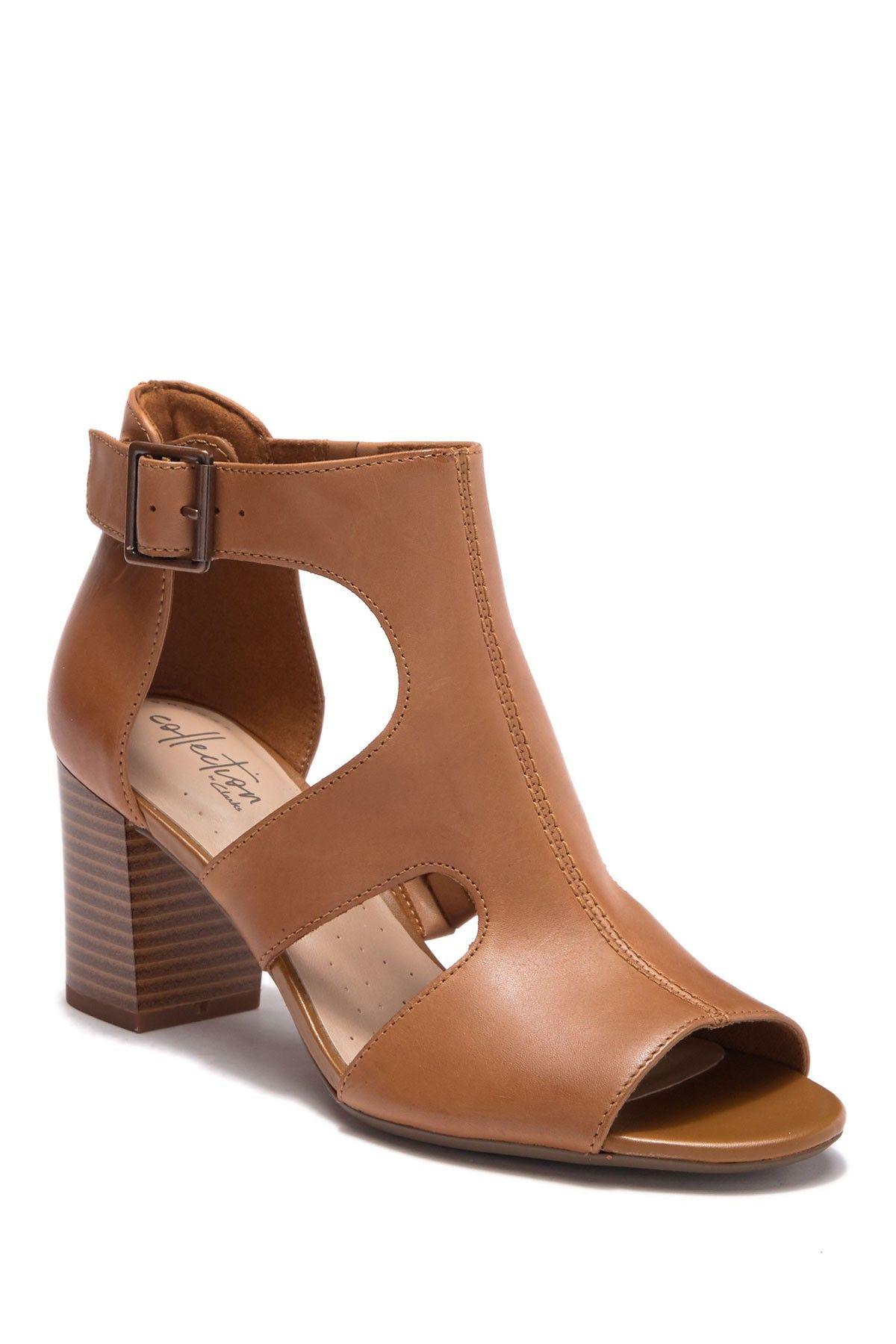 Deva Heidi Heeled Sandal by Clarks on