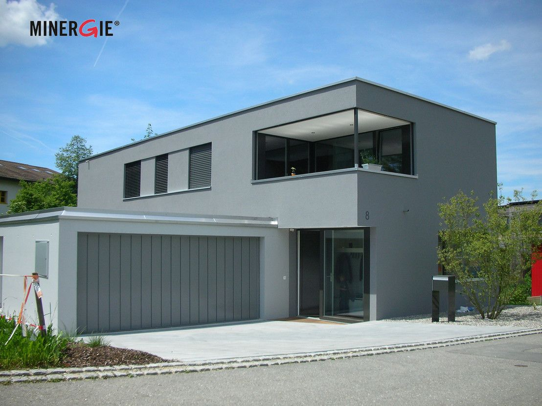 Graue Häuser modern bauen moderne häuser architekten und graue häuser