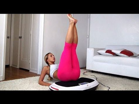 full body workout at home with casada powerboard  youtube