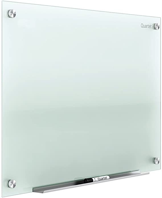 Amazonsmile Quartet Glass Whiteboard Magnetic Dry Erase White Board 3 X 2 Black Surface Infi Glass Dry Erase Glass Dry Erase Board Magnetic White Board Glass magnetic dry erase board