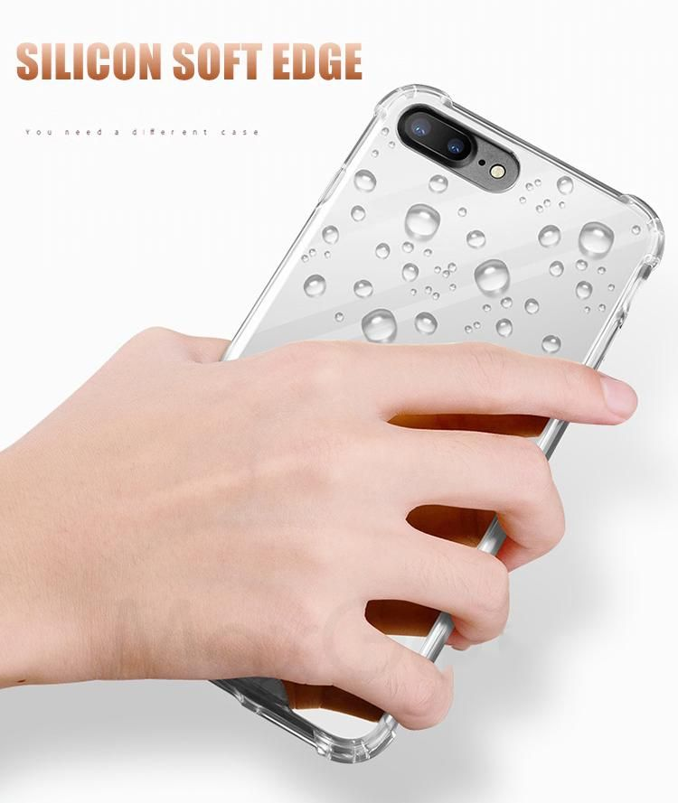 Luxury mirror phone case for iphone x xr xs max plus