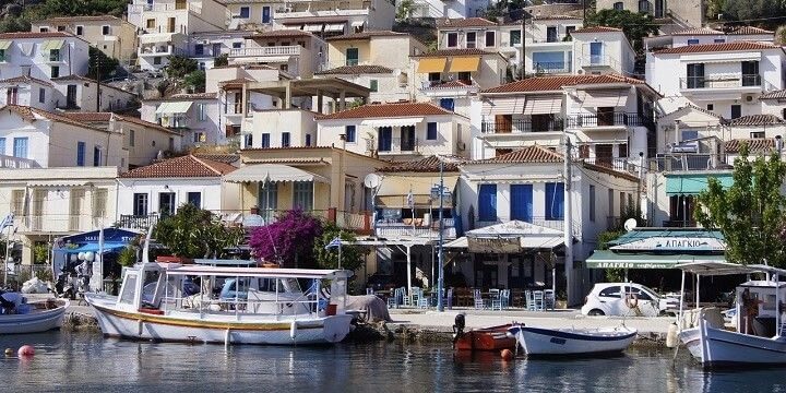 Paros, Central Cyclades, Greece