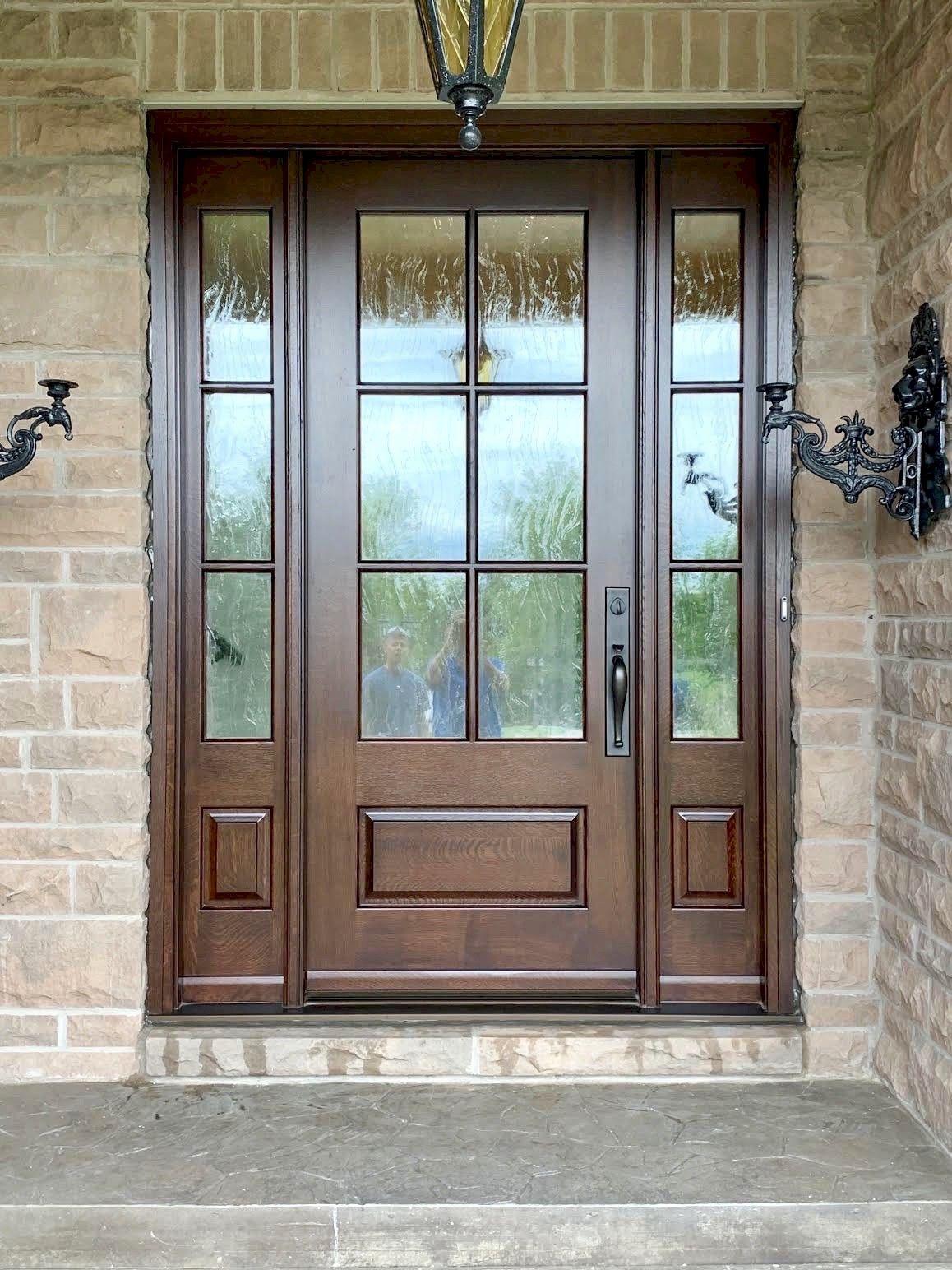 Side Light Entry Doors – Amberwood Doors Inc.