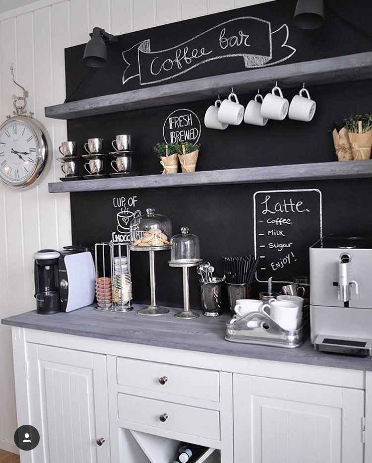 pin von filisia auf love coffee pinterest k che speisekammer und wohnwelt. Black Bedroom Furniture Sets. Home Design Ideas