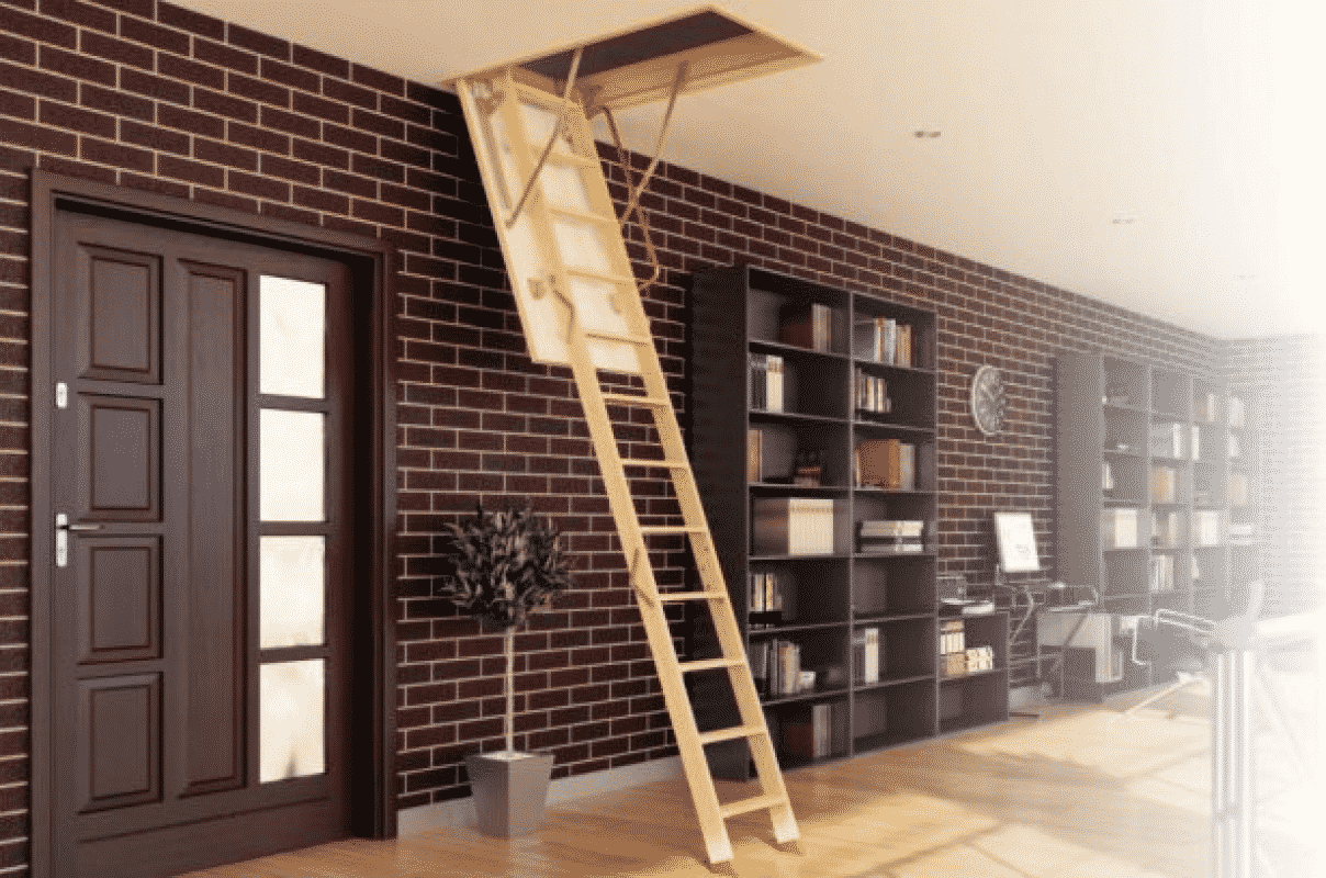 Loft Ladders View The Different Kinds Available In 2020 Loft Ladder Loft Spaces Loft