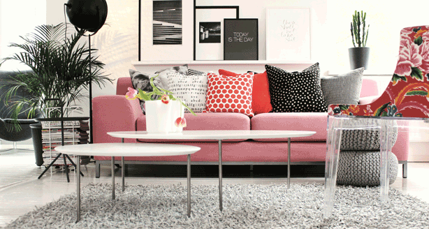 Pimp your IKEA sofa - SaveMySofa.com | color home | Pinterest | Nest