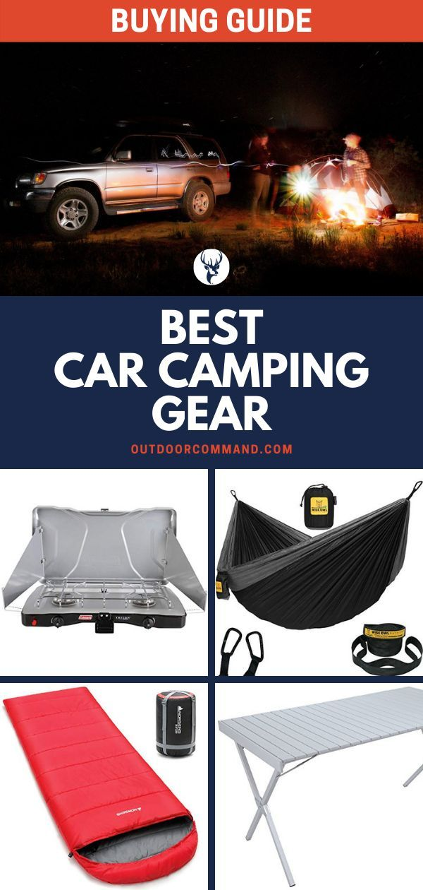 Photo of Best Car Camping Gear (Buying Guide) | Outdoor Command