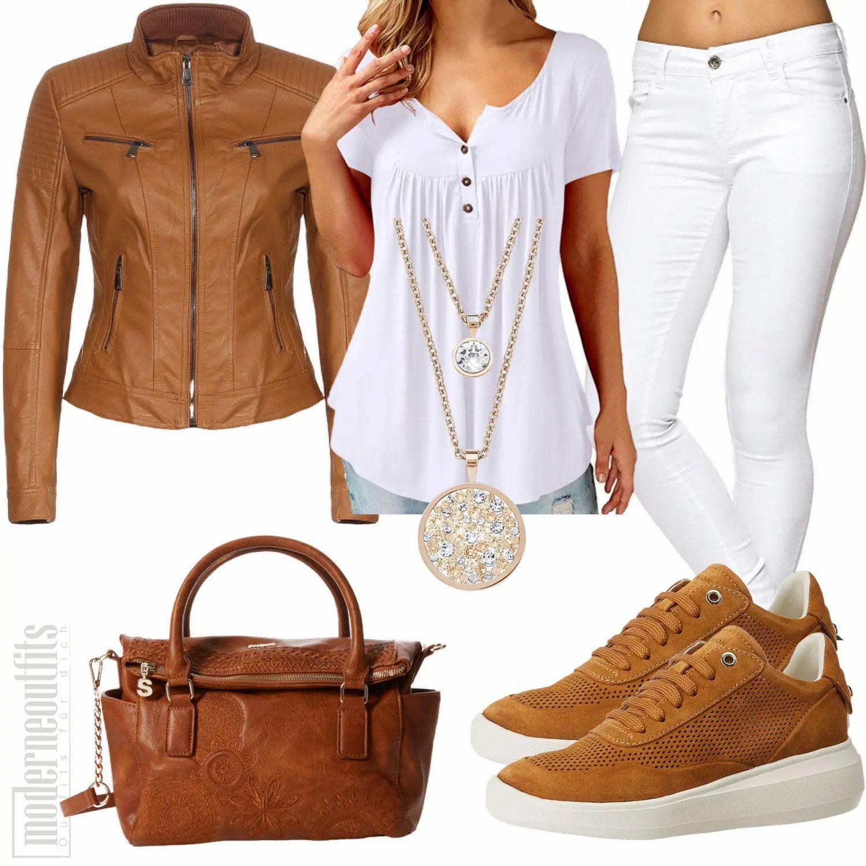 Moderne Outfits für Frauen. Täglich komplette Damenoutfits ...