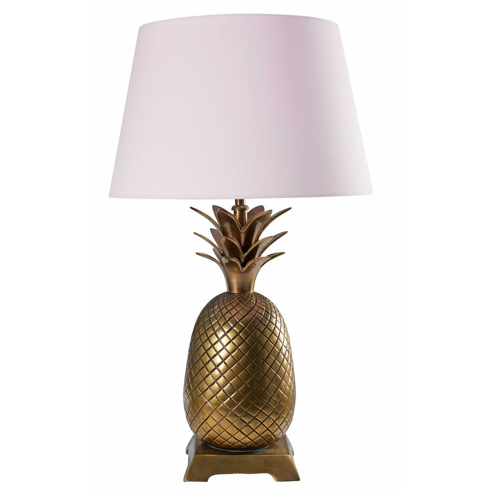 Lampes A Poser Pineapple Lamp Copper Table Lamp Cat Lamp