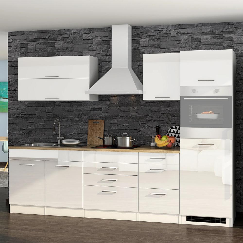 Küchenzeile Mailand VIII kaufen  home20 in 20  Küchenzeilen