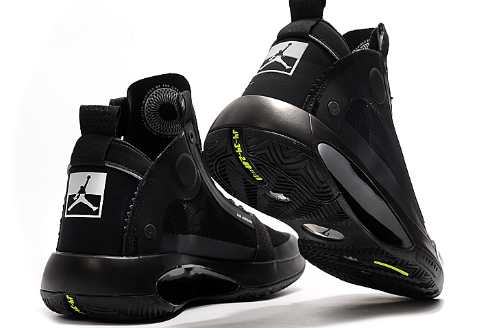 "2020 Air Jordan 34 XXXIV ""Black Cat"" in 2020 Air jordans"