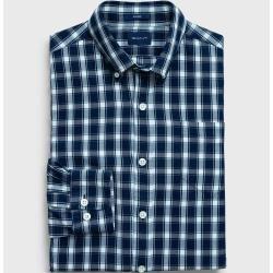 Gant Kariertes Hemd (Blau) GantGant
