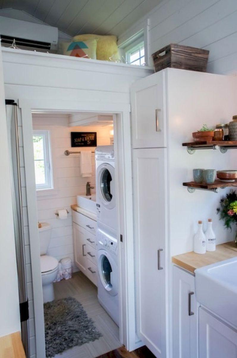 Tiny House Bathroom Remodel Ideas (3 | Tiny house bathroom, Tiny ...