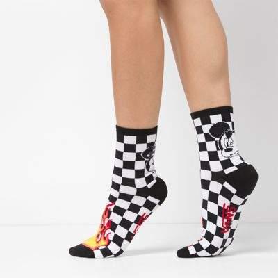 252e2a8333 Disney x Vans Punk Mickey Mouse Crew Sock
