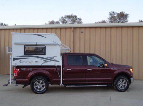 Vista On A 2015 F150 Crew Cab 6 6 Small Truck Camper Camper