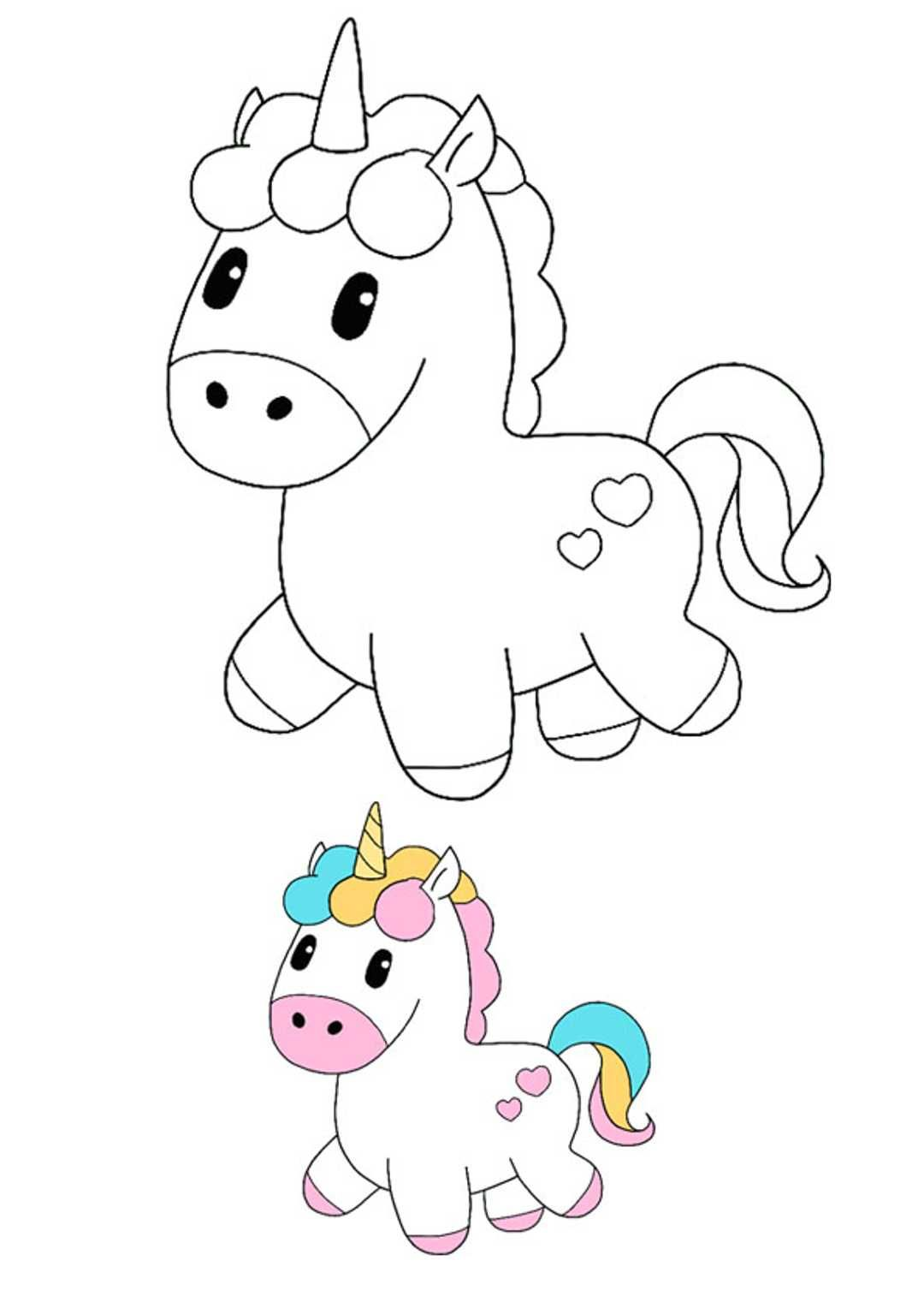 Cute Unicorn Coloring Pages Unicorn Coloring Pages Mermaid Coloring Pages Fairy Coloring Pages