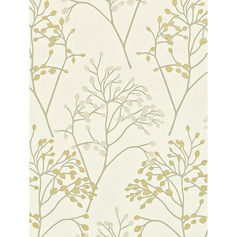 Buy Sanderson Home Pippin Paste The Wall Wallpaper Online At Johnlewis