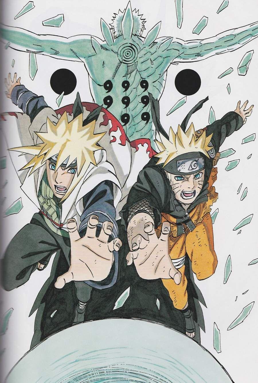 Naruto Uzumaki Naruto 18 Gambar Arena Bermain Asli