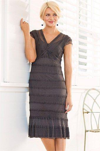 Dresses - Capture Lace Knot Dress