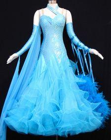 Ballroom Gowns
