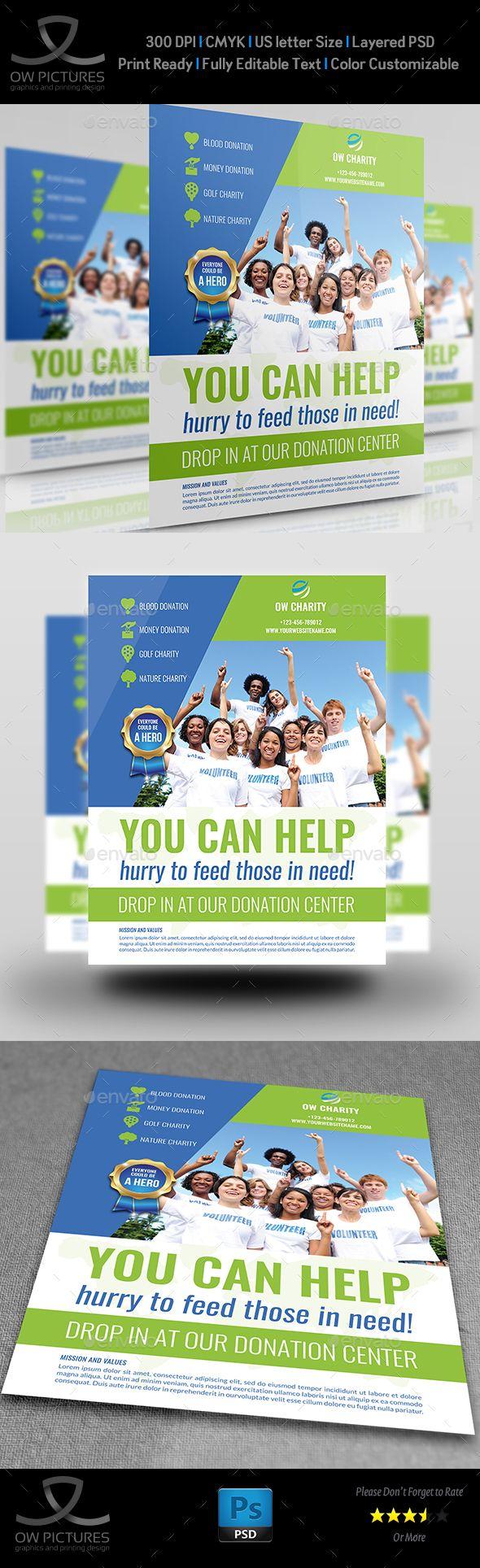 Poster design template psd - Volunteer Flyer Design Template Corporate Flyer Design Template Psd Download Here Https