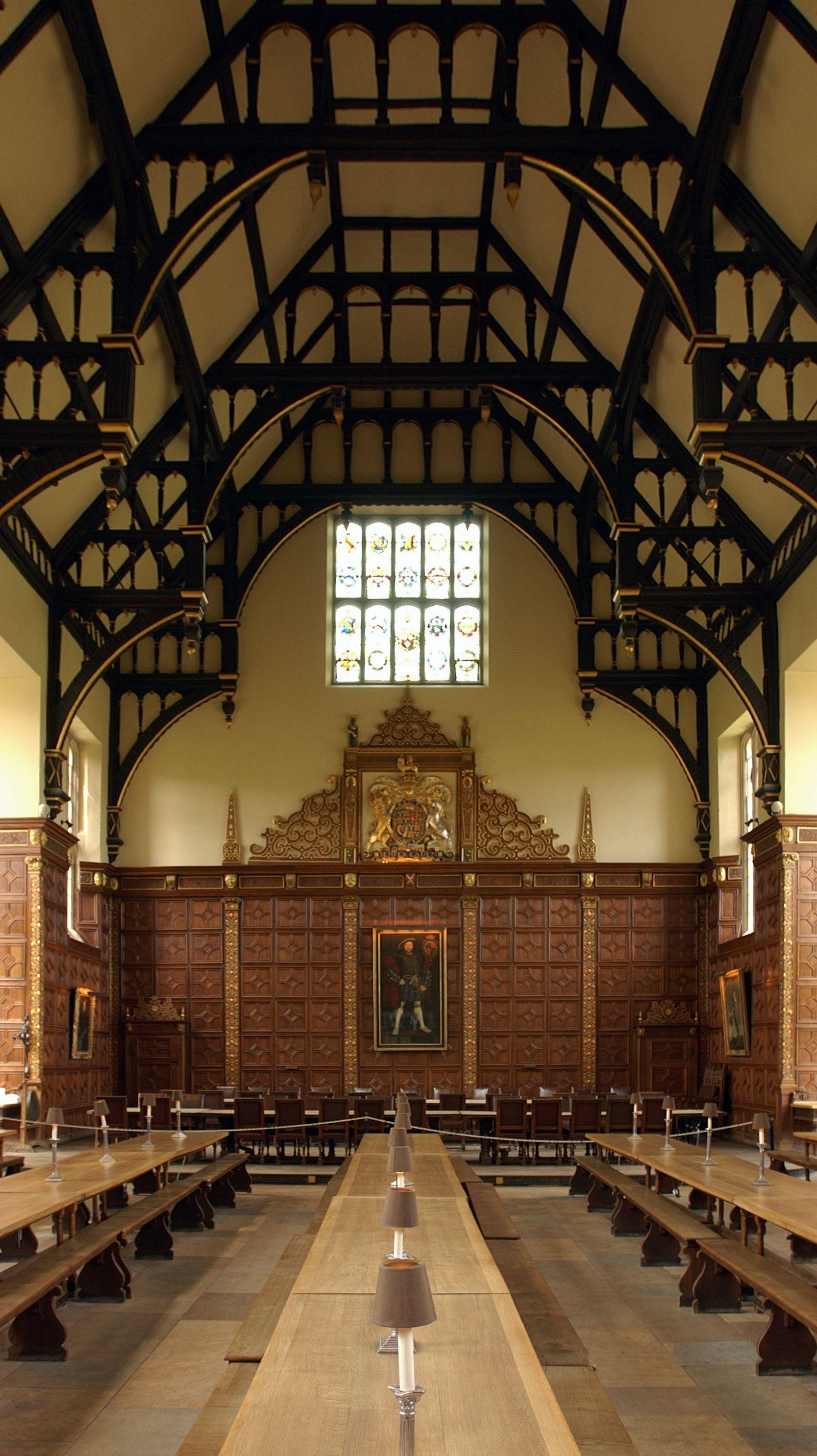 Trinity Great Hall | Cambridge | Pinterest | Cambridge