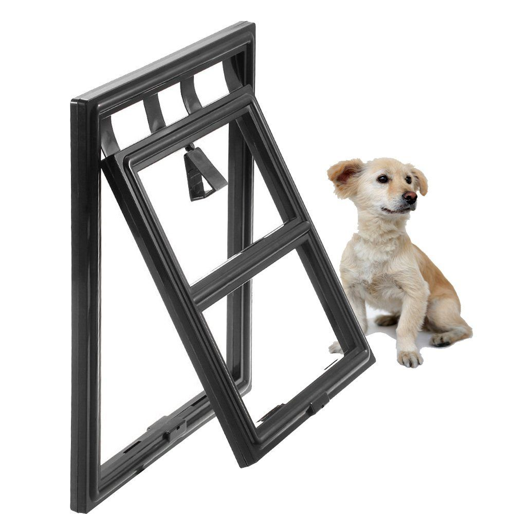 Namsan Magnetic Automatic Locklockable Puppy Door Cat Screen Door