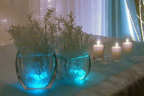 Google image result for for Winter themed wedding centerpieces