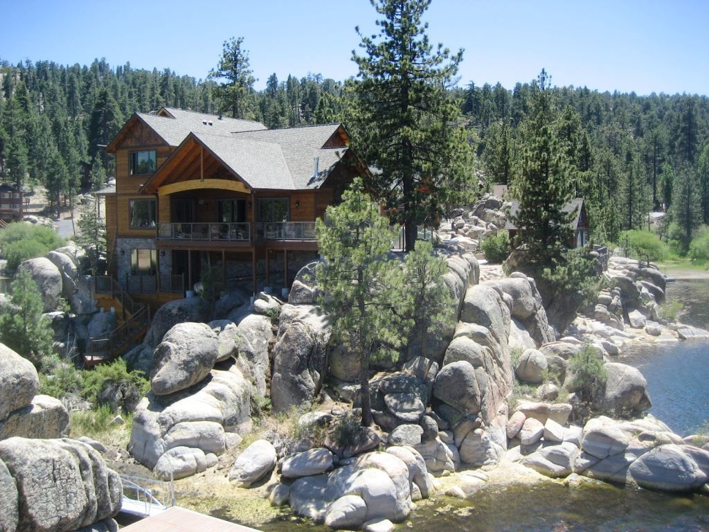Pin by Five Star Vacation Rentals on Big Bear Cabin 31
