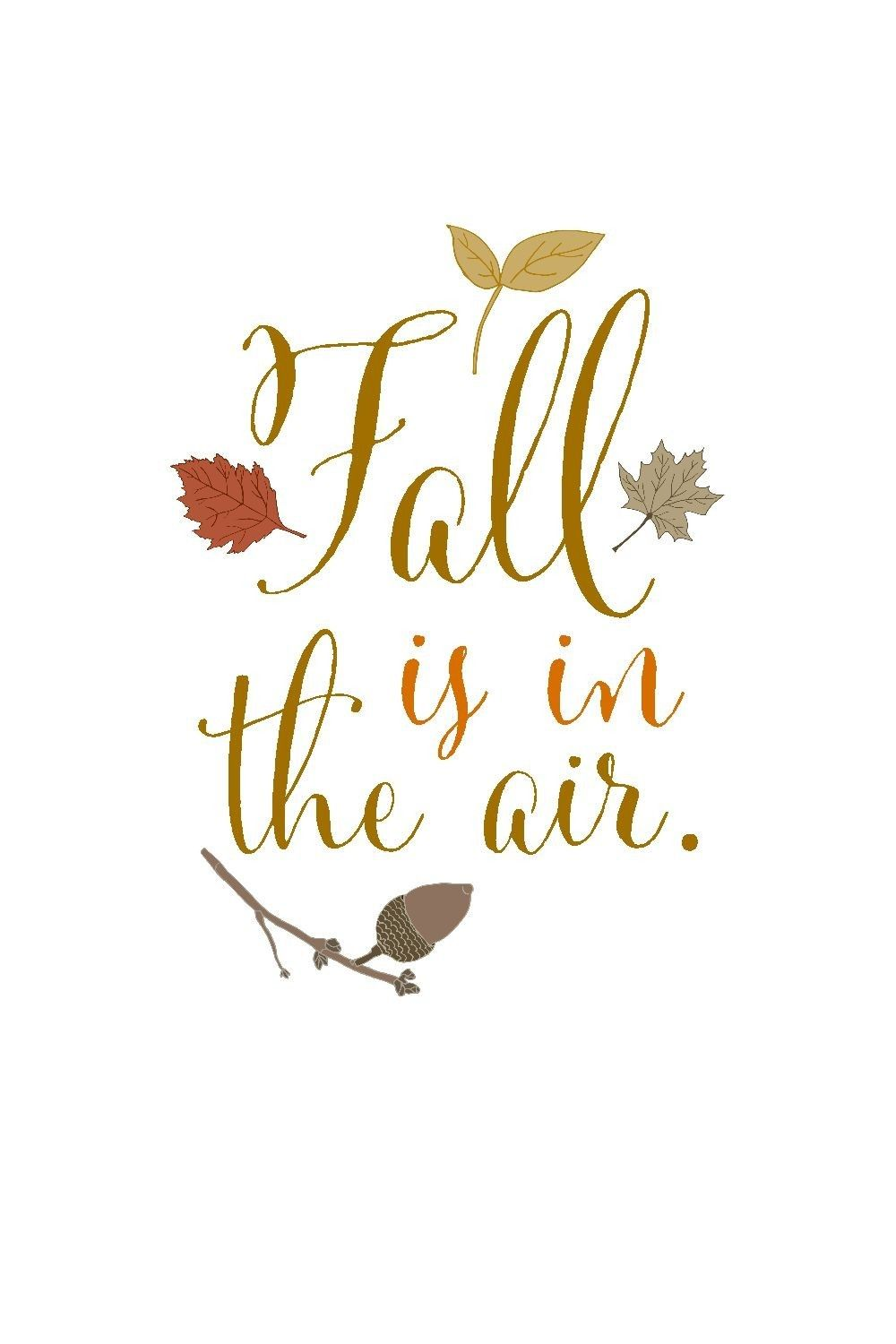 Decorate Your Home This Autumn With These Fabulous Fall Printables!