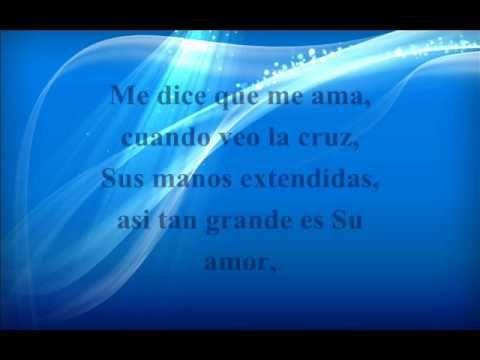 Me Dice Que Me Ama Jesus Adrian Romero Letra Con Imagenes