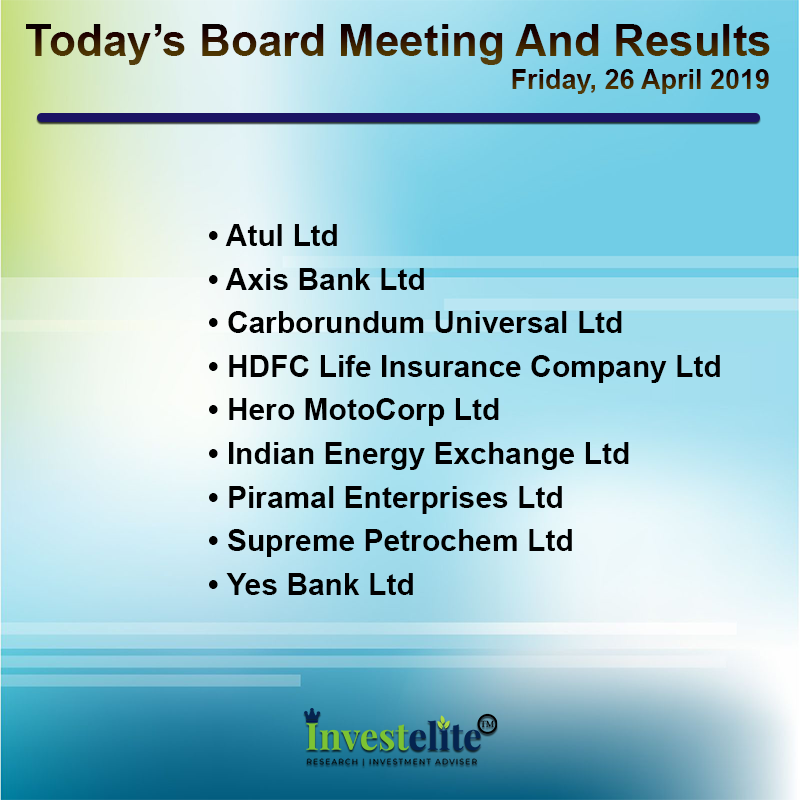 Atul Ltd Carborundum Universal Ltd Hdfc Life Insurance Company