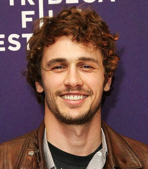 Male Celebrities With Naturally Curly Hair