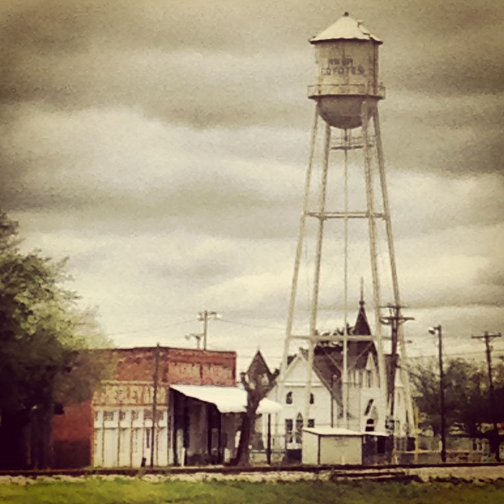 Been Here Done That Water Tower Places To Go Photo
