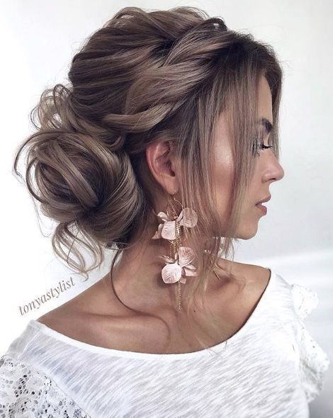Long Wedding Hairstyles and Updos – Tony Stylist # Weddings # Hairstyles… – My Blog