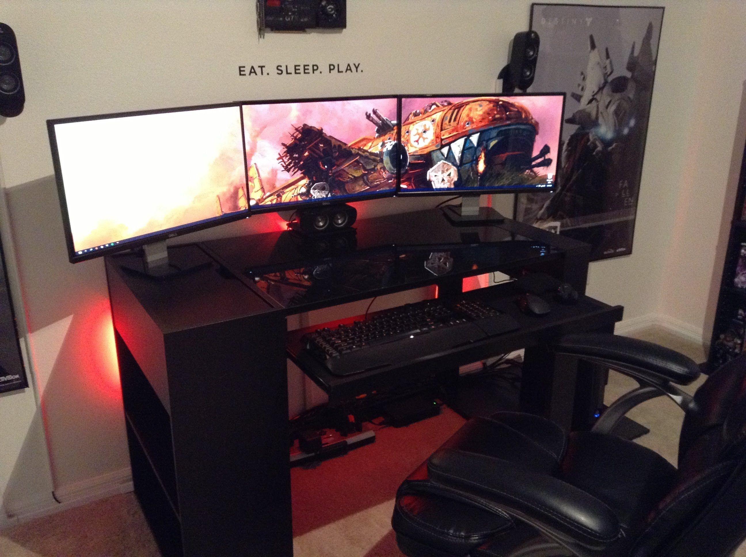 cool-gaming-setups-hd-background-9.jpg (2592×1936) | Gaming report ...