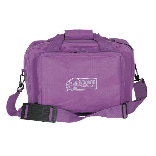 Lady Voodoo Large Range Bag w/Pistol Gun Case Heavy Duty, Purple VooDoo Tactical http://www.amazon.com/dp/B00DGJGNSA/ref=cm_sw_r_pi_dp_eBoQub0QJ7XYR