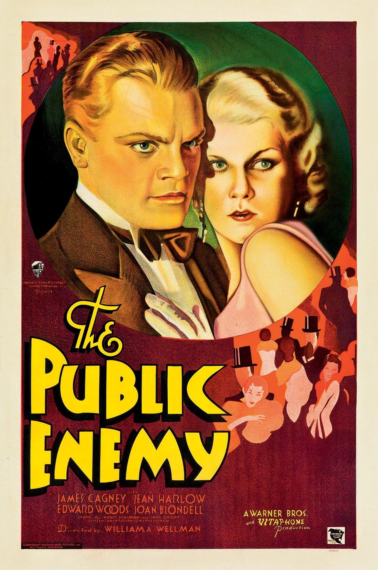 Risultati immagini per public enemy 1931